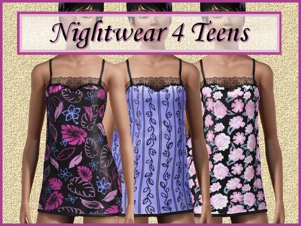 Teennachthemden