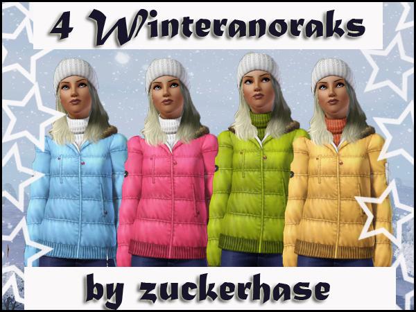 winteranoraks