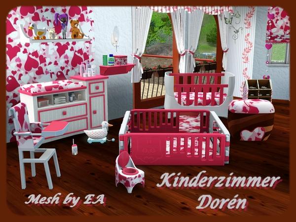 Toto Nono - Sims 3 Kinderzimmer - Ezonec.com