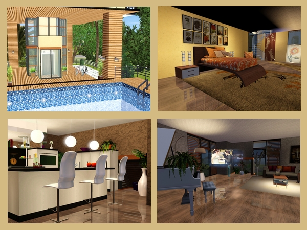 Kleines Penthouse F R Die Sims 3 Welcome To Akisima