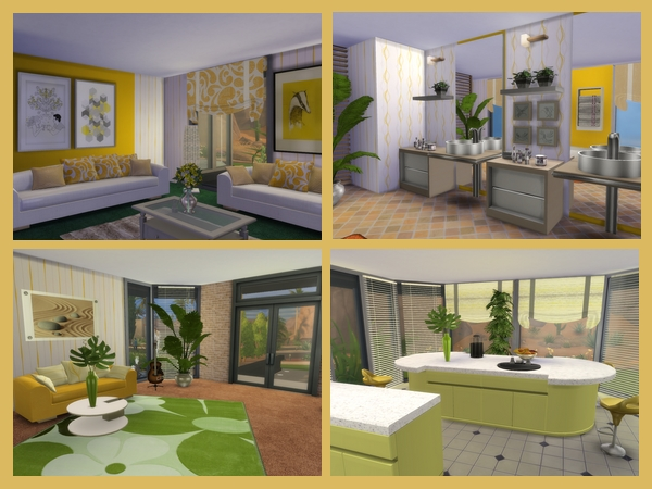 "Die Sims 4 "" Modern Home 6 ""  Welcome to AKISIMA – free ..."