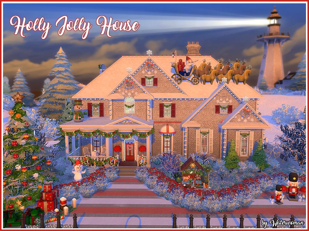 Holly Jolly Haus